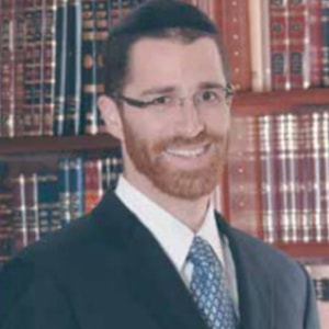 Profile of Rabbi Richard  Tobias