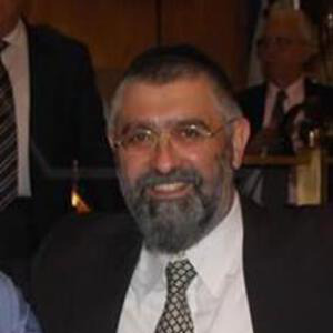 Profile of Rabbi Shimon  Alouf
