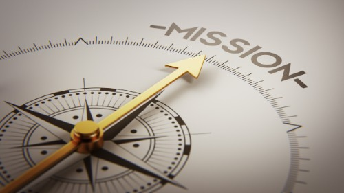 mission compass direction